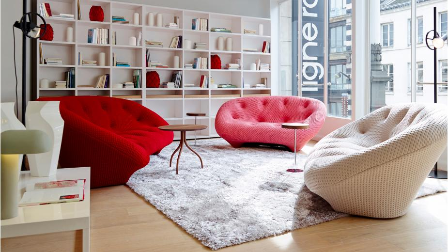 Virtueller Showroom - Ligne Roset